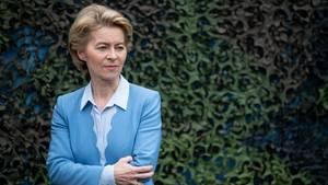 ursula von der leyen - SPD - EU-Kommissionschefin