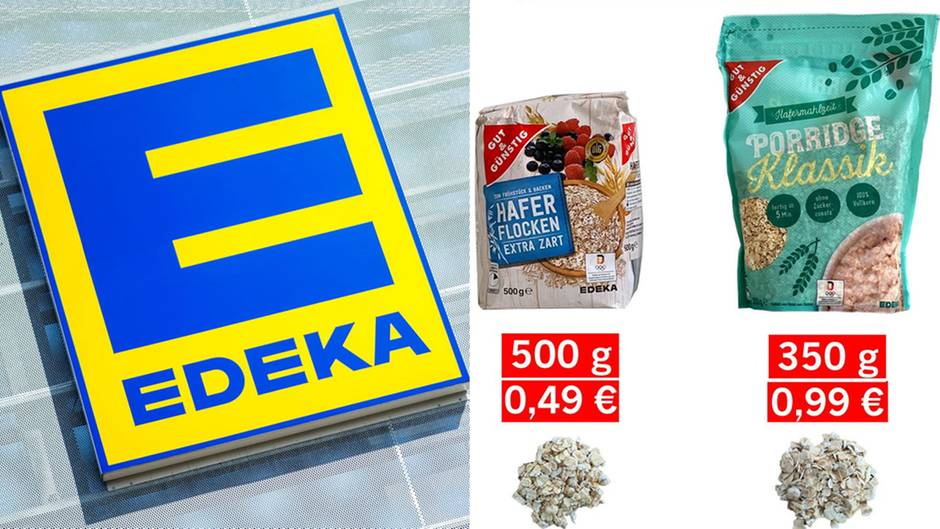 Foodwatch kritisiert Edeka