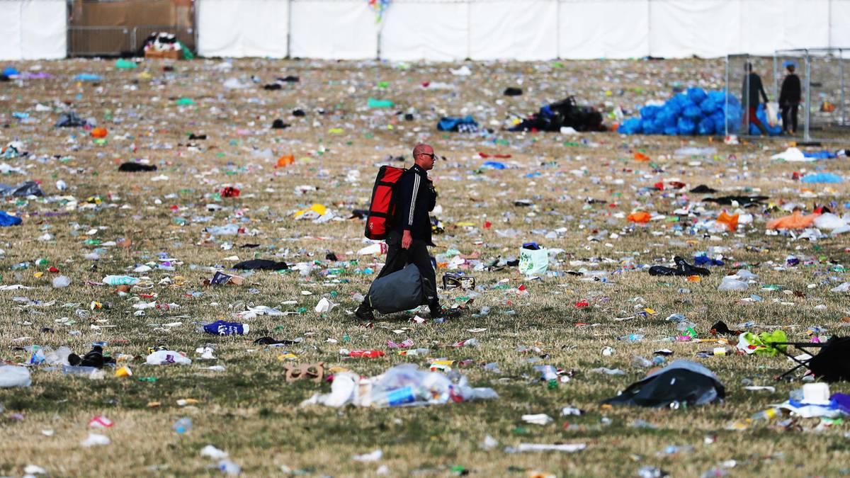 Klimasünde Festival? Wie die großen Veranstalter dem Müll den Kampf ansagen