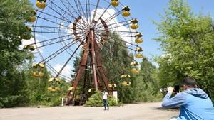 Instagram-Trend: Tschernobyl