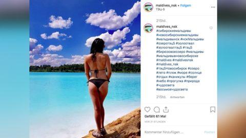Die Malediven in Sibirien? Nun ja, fast.