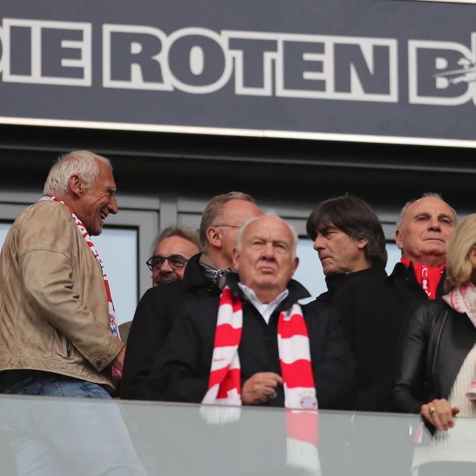 Sport kompakt: RB Leipzig Deutscher Meister? Klub-Bosse Mateschitz und Hoeneß wetten um ein Bier