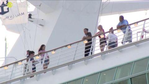 Puerto Rico: Kleinkind stürzt auf Kreuzfahrtschiff aus dem elften Stock
