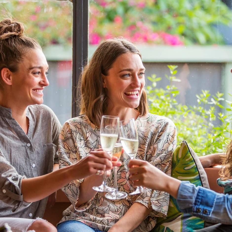 Sorgentröster Alkohol: Wine-Mom: Wie Internet-Memes das Trinken bei Müttern salonfähig gemacht haben