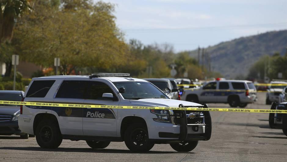 Der Messerstecher von Phoenix wird wegen Mordes angeklagt
