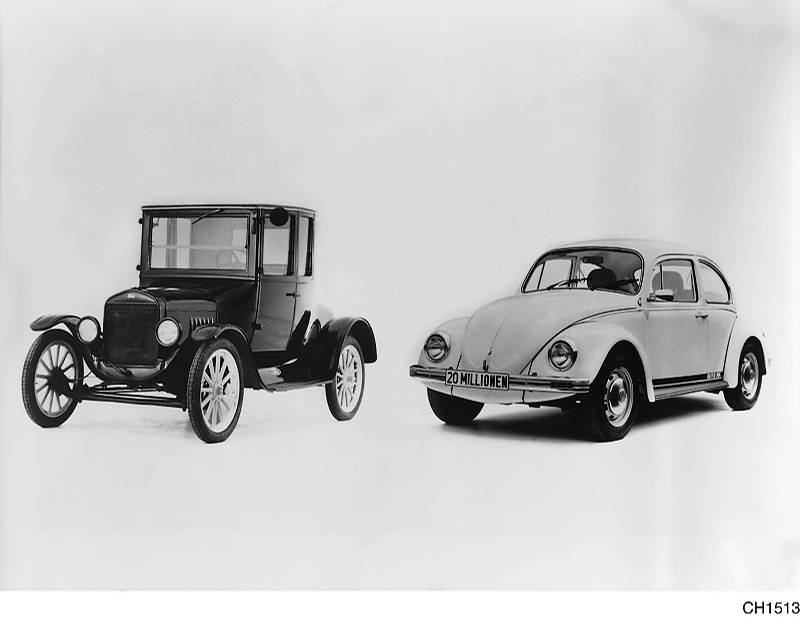 Ford - VW