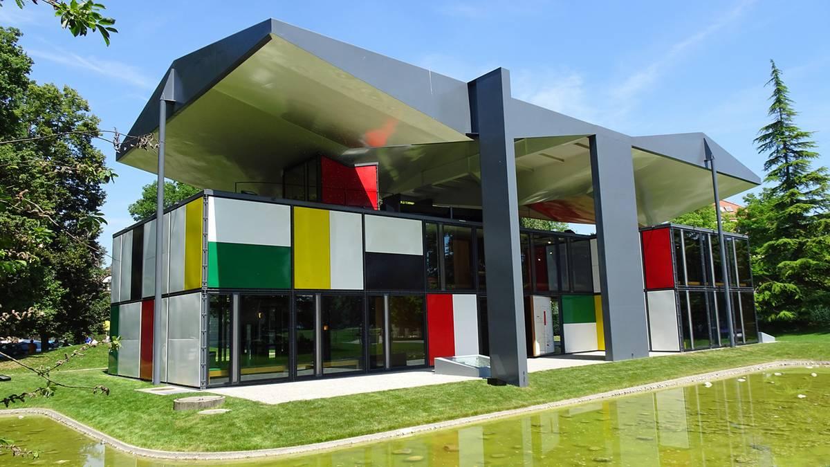 Pavillon Le Corbusier: Nach jahrelangem Streit: Zürichs schrägstes Haus darf wieder öffnen