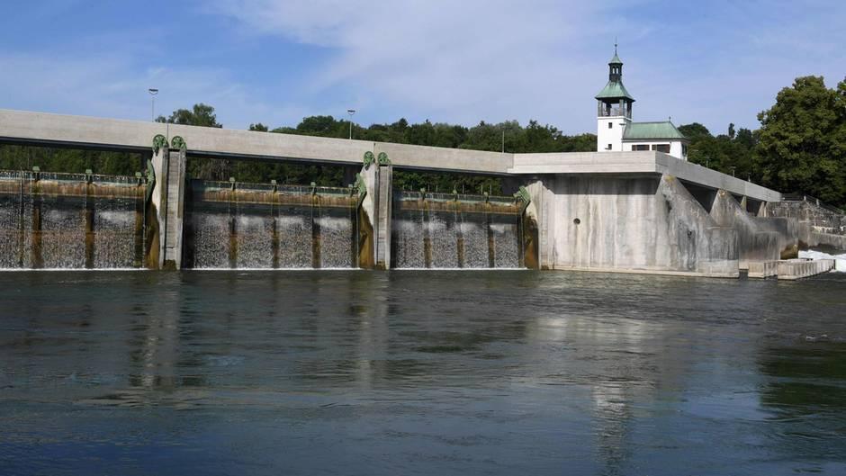 Wassermanagment-System Augsburg, Deutschland
