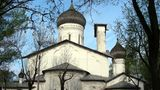 Kirchen, Kathedralen und Kloster der historischen Stadt Pskov, Russland