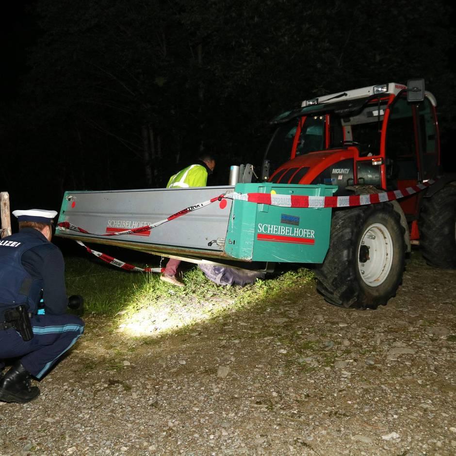 News von heute: Zwei Kinder fallen im Allgäu von Traktor und werden überrollt