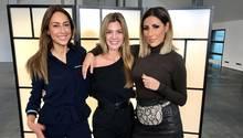 Melissa Khalaj, Nadine Klein, Senna Gammour
