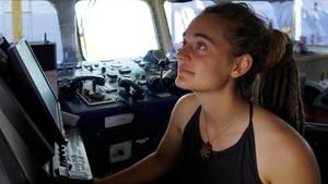 Carola Rackete will Flüchtlingeaus libyschen Lagern nach Europa geholt haben