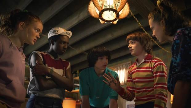 """Netflix-Serie: Reddit-Fantheorie zur vierten Staffel """"Stranger Things"""""""