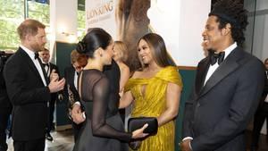Prinz Harry Meghan Markle Beyoncé Jay-Z