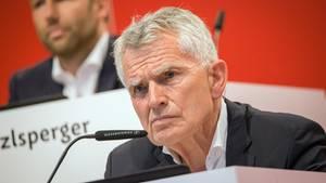 sport kompakt stuttgart-präsident dietrich auf der hauptversammlung