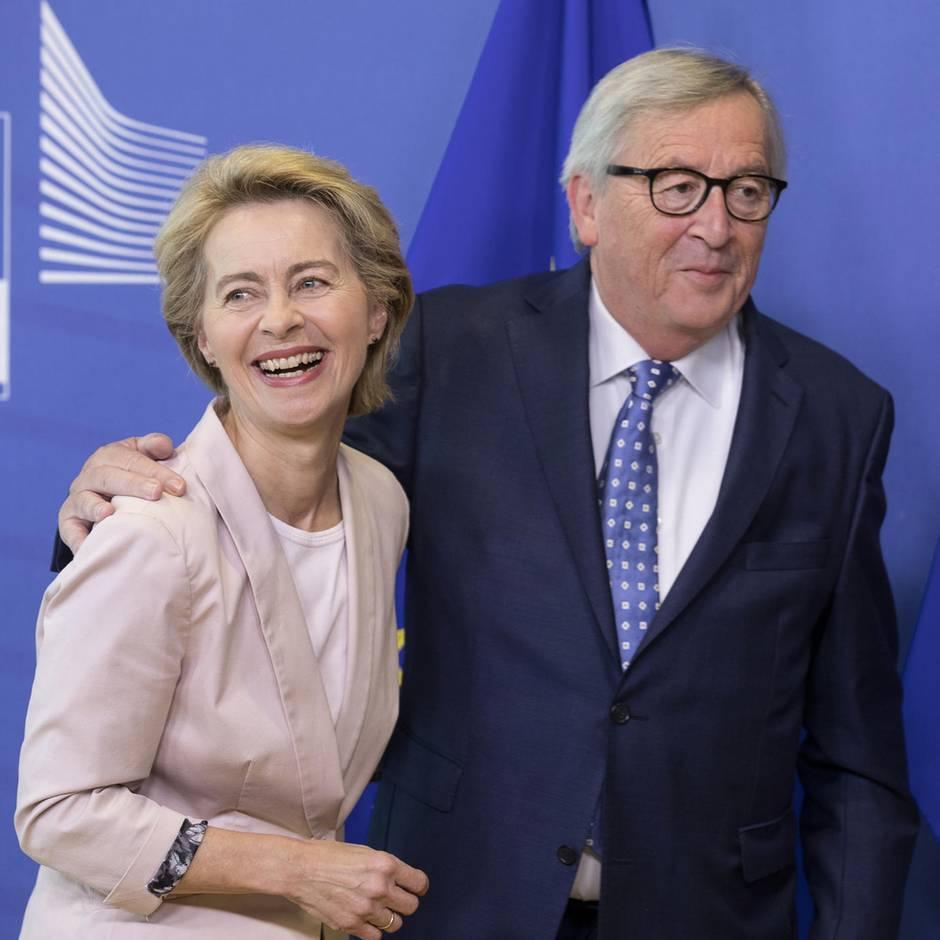 Abstimmung im EU-Parlament: Wird sie tatsächlich Kommissionspräsidentin? Mit diesen Stimmen kann von der Leyen (nicht) rechnen