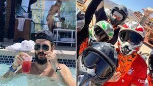 Tom Kaulitz: So wild ging es bei seinem Junggesellenabschied zu