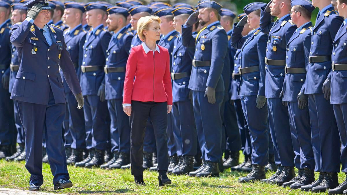 Vor Wahl zur EU-Kommisionspräsidentschaft: Von der Leyen: Das sind die Stationen ihrer politischen Karriere