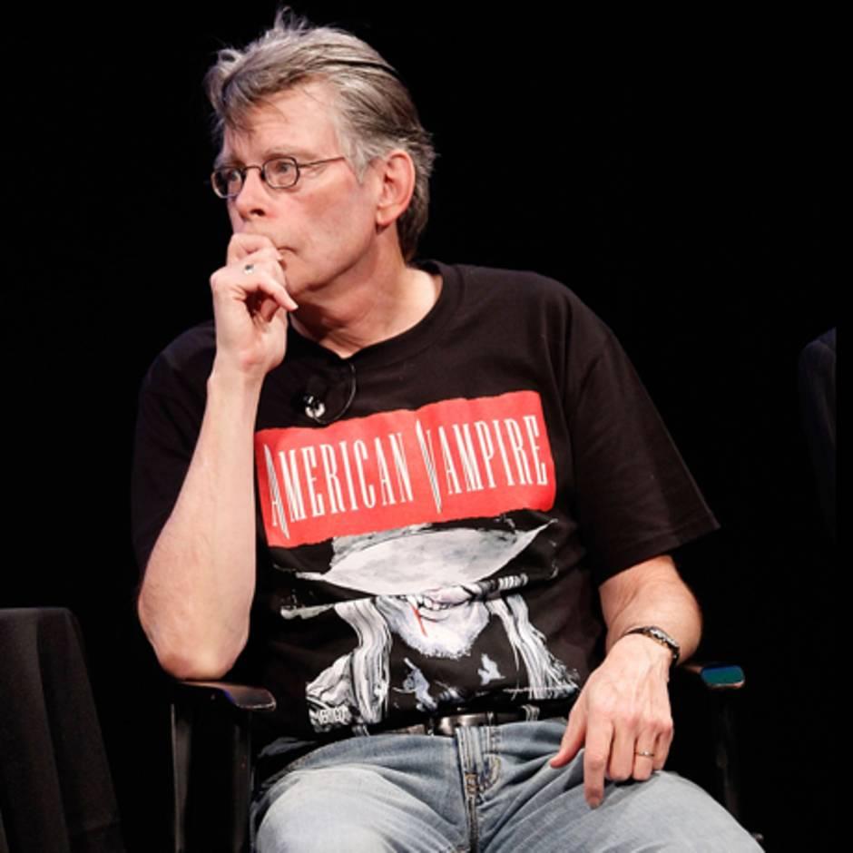 """Netflix, Amazon Prime Video und Co.: Stephen King verrät, bei welchem Satz aus """"Stranger Things 3"""" er vom Stuhl gefallen ist"""