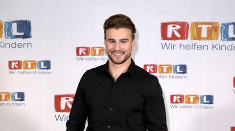 Alex Hindersmann beim 23. RTL-Spendenmarathon
