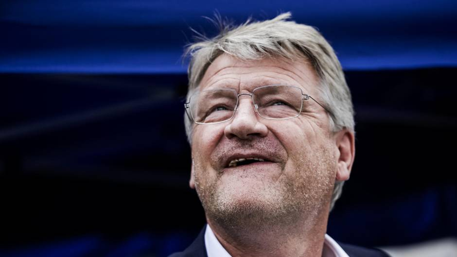 AfD-Bundessprecher Jörg Meuthen