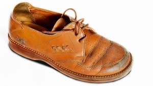 Schuh von Timo Rinnelt