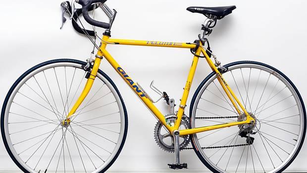 """Fahrrad vom """"Omamörder"""""""