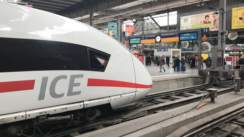 ICE in München