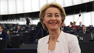 Ursula von der Leyen EU-Kommission Wahl