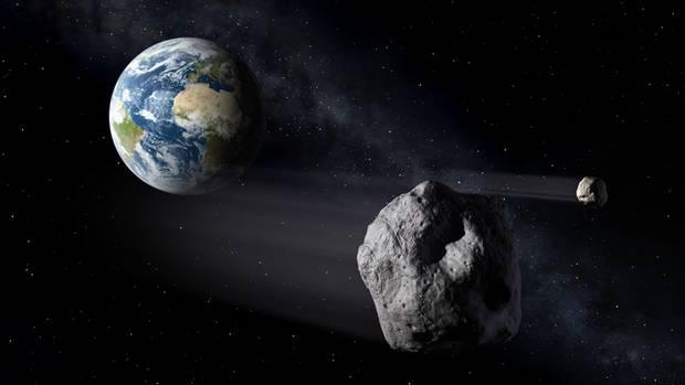 Asteroid Erde Esa