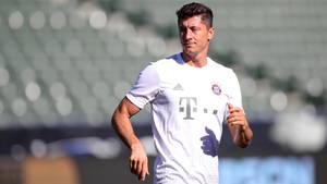 Robert Lewandowski fordert weitere Transfers beim FC Bayern