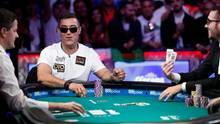 Hossein Ensan hat zehn Millionen Dollar in Las Vegas abgeräumt