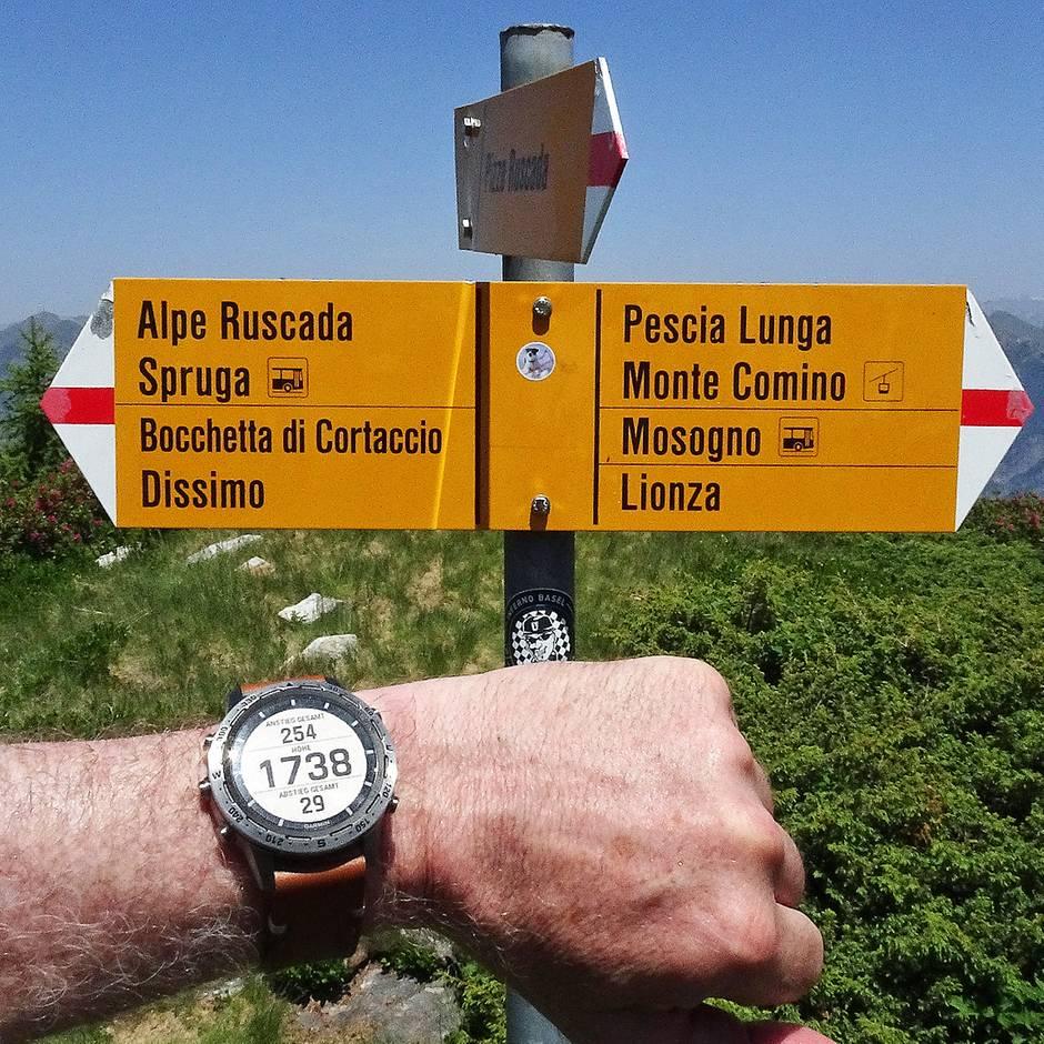 Garmin Marq Expedition: 1750 Euro für eine Wanderuhr: Wie nützlich ist Garmins Edel-Smartwatch in den Alpen?