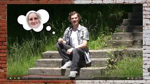 """Fritz Wagner im Video zu """"Ich hab ein Date"""""""