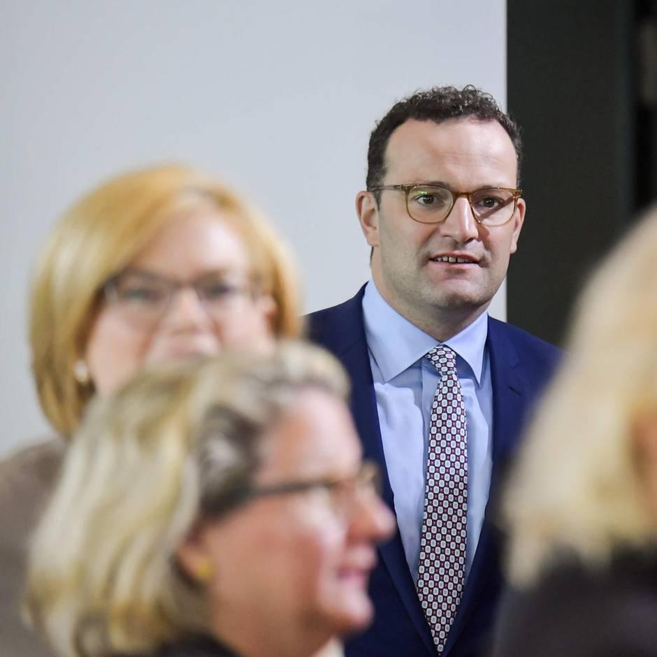 Mehr als 400 Fälle: Masern-Impfpflicht beschlossen: Spahn bringt umstrittenes Gesetz durchs Kabinett