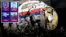 MH17: Mordanklagen wegen Abschuss von Passagiermaschine über der Ostukraine