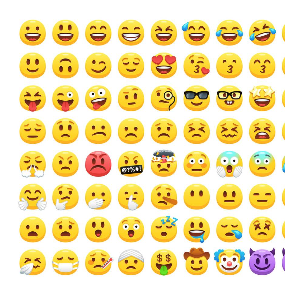 Bitte nicht mehr benutzen!: Das sind die fünf nervigsten Emojis