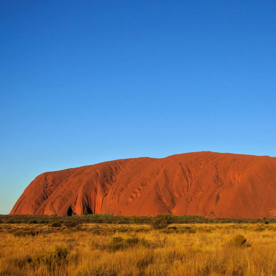Australien: Der Ayers Rock darf bald nicht mehr bestiegen werden – doch das verschärft die Probleme noch
