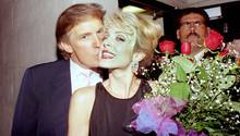 Donald Trump Marla Maples