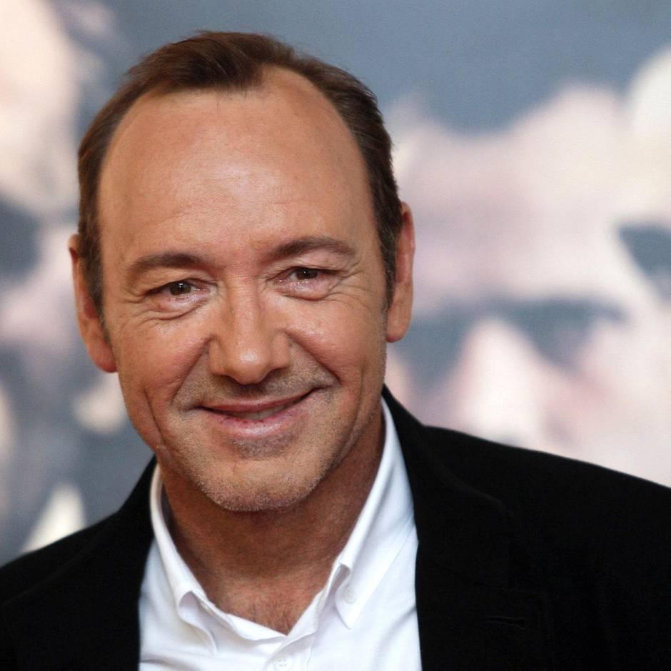 Kläger schweigt: Anklage gegen Schauspieler Kevin Spacey wird verworfen
