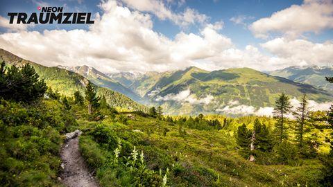 Rund 600 Wanderkilometer erwarten Euch rund um dasösterreichischeGasteinertal