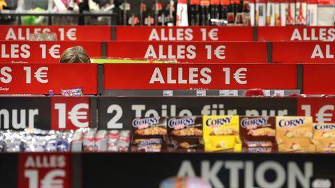 Euroshop-Flagship-Store (ja, das gibt es) in Würzburg