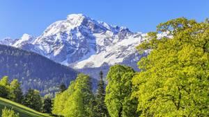 In den bayerischen Alpen ist eine Frau tödlich verunglückt