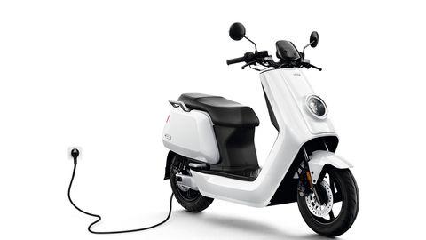 Der Electro-Motorroller Niu N1s
