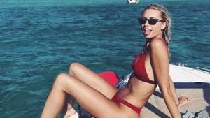 Lena Gercke postet Bikini-Bild und tritt damit einen Shitstorm los