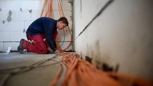 Elektriker sind in diesem Jahr die am meisten gesuchten Fachkräfte auf dem deutschen Arbeitsmarkt