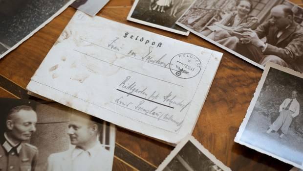 Feldpost von Henning von Tresckow an seine Familie