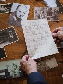 Brief von Henning von Tresckow