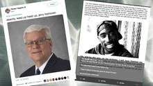 Jerry Foxhoven ist riesiger Tupac-Fan