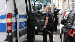 Anti-Terror-Einsatz in Köln und Düren - Gefährder festgenommen